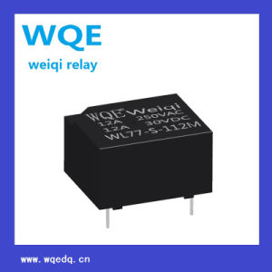 Ultracompacto de PCB de relé El relé Relé de Potencia (WL77)