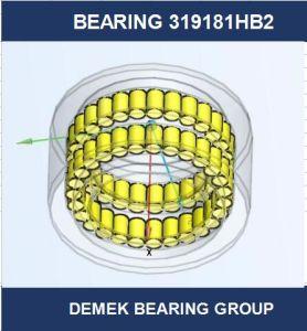 Высокое качество индексации роликового подшипника блока 319181 Hb2