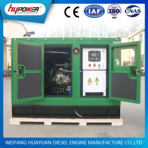 Smartgen 6110の15kw/18.5kVA低雑音の防音のディーゼル発電機