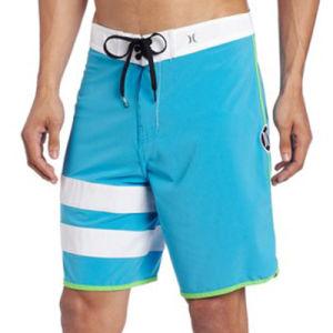 Usura praticante il surfing della spiaggia di Shorts dello Swimwear del progettista di estate degli uomini dell'OEM della fabbrica