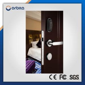 Hotel fechadura da porta sem chave, RFID Hotel Trave, Bloqueio do cartão do hotel