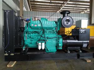 350kVA CumminsのStamfordの交流発電機が付いているディーゼル発電機セット