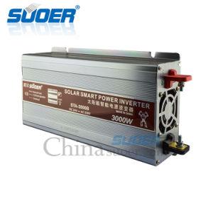 CC di Suoer 24V 220V all'invertitore 3000W (STA-3000B) di corrente alternata