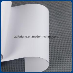 広告材料の二重側面の印刷できるFrontlitペット屈曲の旗530GSM