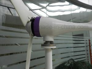판매를 위한 조경을%s 200W 12V/24V 고능률 바람 발전기
