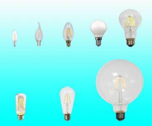 4W E14 het Licht van de LEIDENE Kaars van de Gloeidraad