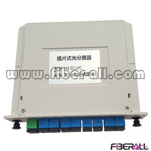 PLC van de Vezel van het Type van module de Optische Adapter van Sc van de Doos van Lgx van de Splitser