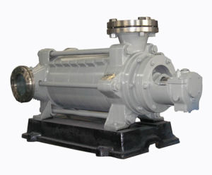 Bomba de esgoto para água e óleo (D/DG/DF/DM/DY46-50X4)