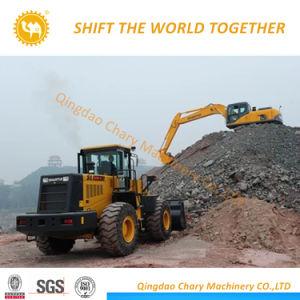 Shantui de Lader van het Wiel van 5 Ton voor Verkoop SL50W SL50wa sl50w-2 sl50w-3