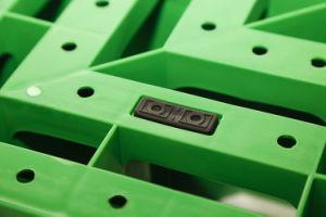 Venda a quente euro barato Tamanho de paletes, paletes de plástico preços razoáveis, paletes de plástico de HDPE