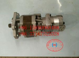 Производство на заводе шестерни насоса 705-95-05100 для Самосвал часть Hm350-2