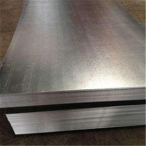 Matériau de construction Premier laminé à froid à chaud en carton ondulé de feux de croisement de zinc enduit de couleur prépeint PPGI PPGL Galvalume Feuille d'acier galvanisé