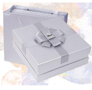 Vakje van de Verpakking van de Kleding van het Huwelijk van het Document van het Vakje van de Kleding van het Huwelijk van het Vakje van het Document van het Vakje van het Kostuum van het huwelijk het Verpakkende
