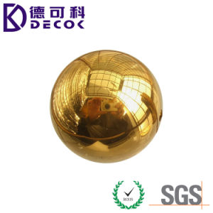 C26000 Brass Hollow Ball Stainless Steel Ball Sphere Decoration Large