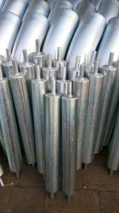 As peças do transportador Anti-corrosivos rolete da esteira transportadora de Calha de Transporte Gi