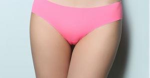 Dame Traceless transparente Lingerie Lingerie Sexy femmes Panty