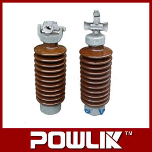 Isolador de linha de linha de porcelana para linha de alta tensão (57-1 / 57-2 / 57-3 / 57-4 / 57-5 / 57-6)