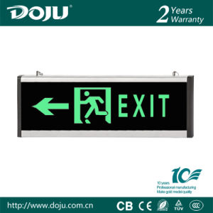 DJ-01J Salida de emergencia con RoHS LED