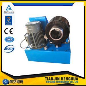 Simples Operação elétrica confiável rápida máquina de crimpagem da mangueira