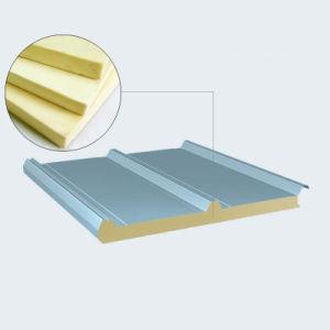 Строительные материалы стали кровельных листов из пеноматериала плата полиуретановые Сэндвич панели