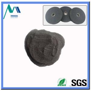 98,5% de grânulos de Sic de carboneto de silício de pelotas de carboneto de silício