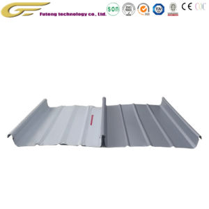 protección del medio ambiente material de construcción de la junta del techo de chapa de aluminio magnesio Manganeso