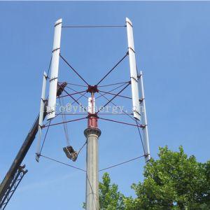 工場! 自由エネルギー10W 20W 30W 50Wの縦の風力発電機