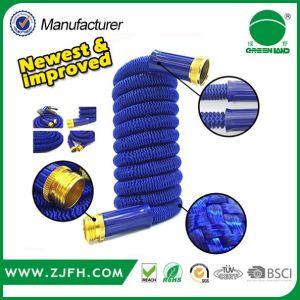 La nueva tecnología ampliable azul Joyería más fuerte de la manguera de jardín mágico