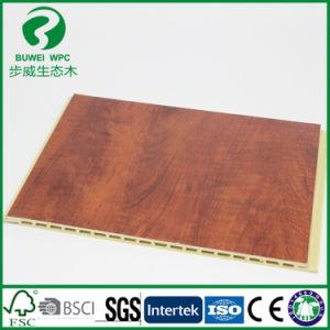 Material de acabado Fire-Retardant WPC el panel de pared