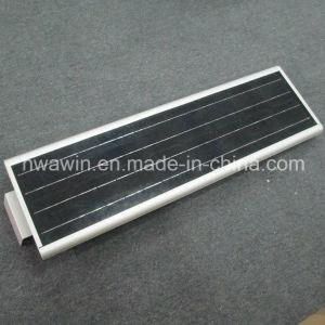 18Wアルミニウム統合された太陽LEDの通りの庭ライト