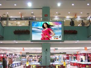 La haute définition Indoor P7.62 plein écran LED de couleur