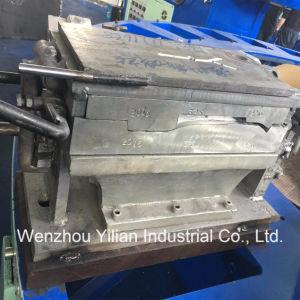 Iniezione di salto dell'aria del PVC che modella facendo macchina
