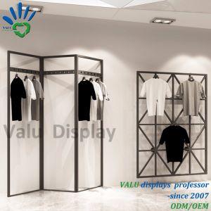 Gebildet in China-Kleinkleid-Speicher-Kleidungs-hängender Bildschirmanzeige-Zahnstange, Kleid-Speicher-Bildschirmanzeige-Zahnstange