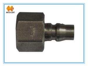 Steel di acciaio inossidabile Pneumatic Quick Coupler per Industrial Uses