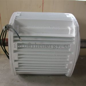 Energía Libre generador magnético permanente bajo régimen.