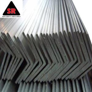 Staaf van de Hoek van het Vloeistaal van de bouw de Structurele die in China wordt gemaakt
