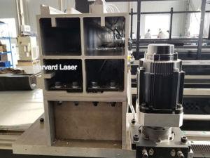 射撃銃制の企業のための3000With4000W CNCのファイバーレーザーの打抜き機