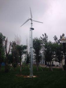 Baixo ruído de turbina eólica 2KW