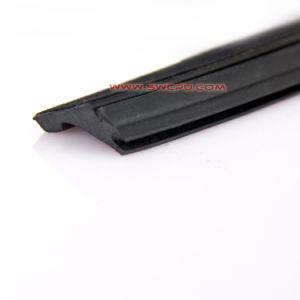 Tabela de plástico de PVC extrudido Cantoneira / Junta de borracha brisa / Faixa da junta de lábios