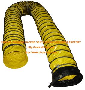 PVC Flex conduits de ventilation