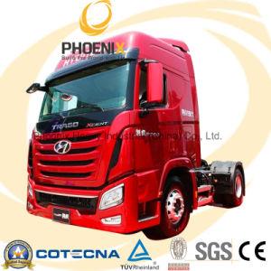 4X2/6X4 360HP Sichuan Pesado Hyundai caminhão trator