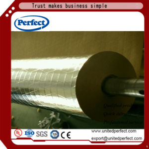 Алюминиевая фольга с тканью Insulaiton, с которыми сталкиваются