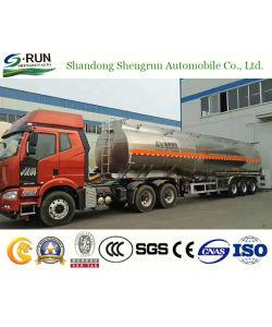 Rimorchio del serbatoio della lega di alluminio/camion di serbatoio