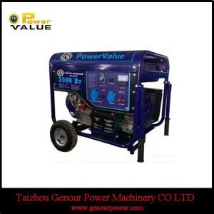 Grand réservoir de carburant long terme de temps générateur de grande puissance