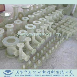 El FRP GRP ASTM DIN de fibra de vidrio de brida ANSI ASME