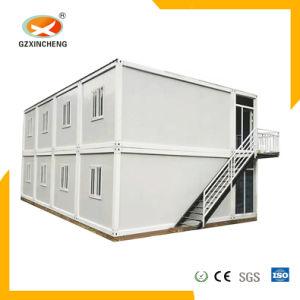 Conteneur modulaire mobile portable Two-Story Maison pour Domitory