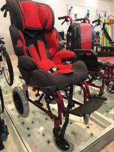 Rotelle Per I Di Paralisi Sedia Manuale A Cerebrale Bambini Comoda wkX8OPn0