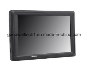 3G-SDI & visualizzazione dell'affissione a cristalli liquidi dell'input e dell'uscita 7 di 4K HDMI