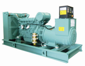 330kw/412.4kVA Generator met lage snelheid 1000rpm 50Hz (HGM450)