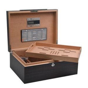 Caja de puros Humidor de madera al por mayor